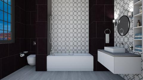 Gaby Designer Pick - Bathroom  - by rickglassinteriors