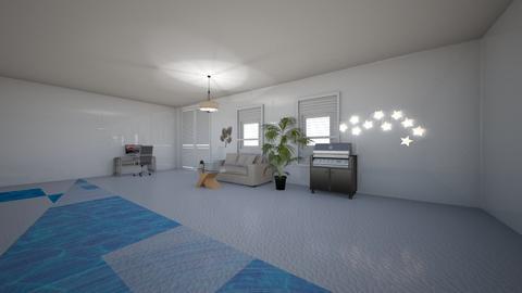 Arizona Bedroom - Modern - Bedroom  - by Charginghawks