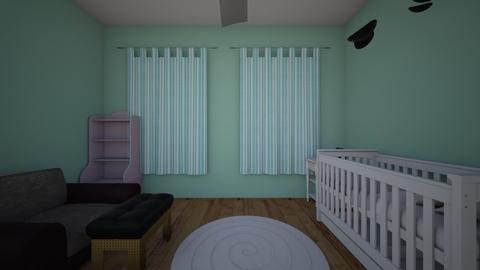 Nursery room - Kids room  - by Rm_720