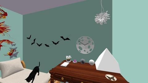 magic bedroom - Bedroom  - by maggieholmes