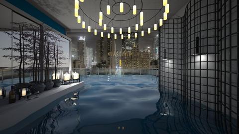 pool - by Grigoria Popli