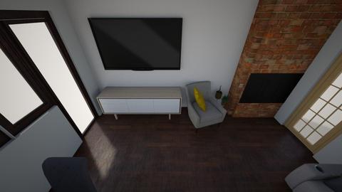 salon - Living room  - by domek3103