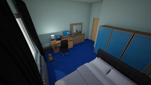 My Room - Bedroom  - by S_S