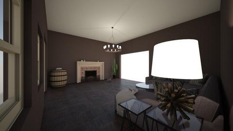 Isabel Christy - Rustic - Living room  - by Isabel007
