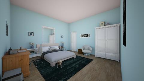 cute bedroom - Bedroom - by molly528