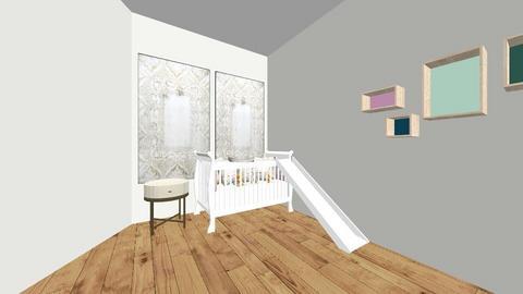 baby girls room - by cheney interior design