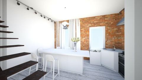 asfgh - Retro - Kitchen  - by ewcia11115555
