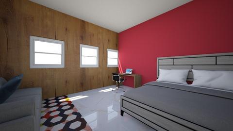 School Room - Bedroom  - by aneesahamoako