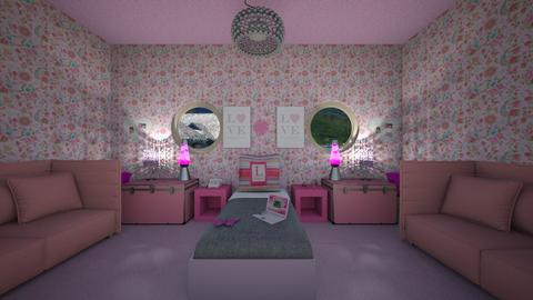 Little girl room - by lalalalisa_m__