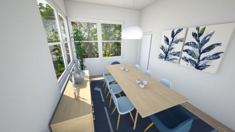 Carrigan Dining - Dining room - by brandonhood