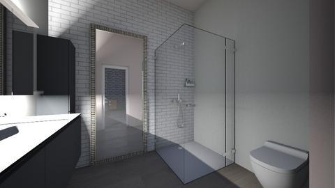 bedroom bathroom - Bathroom  - by Ellastultz06