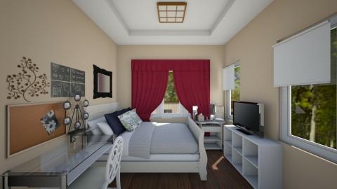CMJ_Master - Bedroom - by ClaveriaCarla