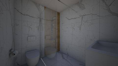 badkamer Pironstraat - Bathroom  - by MelvinRijkenbarg