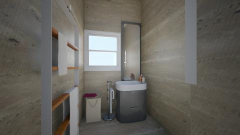 ugikb - Bathroom - by riikkardo