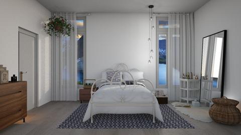 Minimalist - Minimal - Bedroom  - by Just Bee