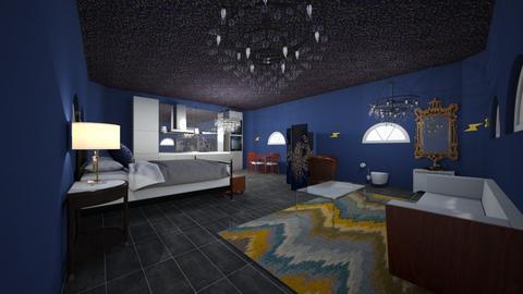 Zeus Room - Bedroom  - by skye245