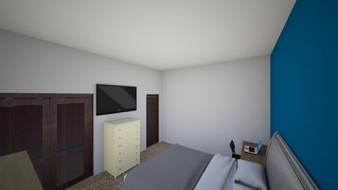 Jacks Bedroom - Modern - Bedroom  - by Jack Low