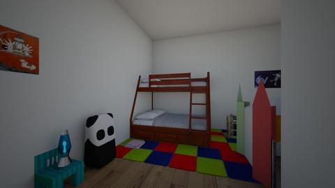 kids room  - Kids room  - by jonny2363