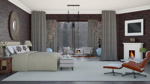 Cabana - Bedroom  - by Sanare Sousa