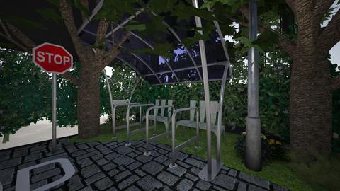 Set_Design_4 - Garden  - by TrueWParks