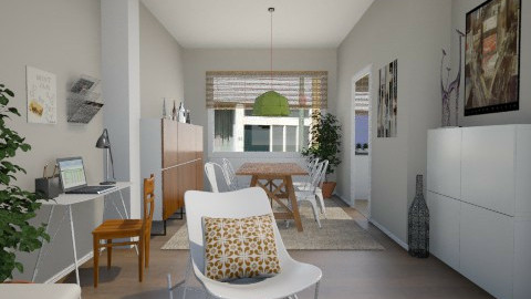 Vincent s House - Modern - Living room - by Tuija