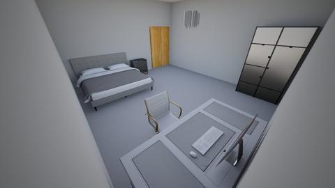 Bedroom - Modern - Bedroom  - by MJC_MZYFC