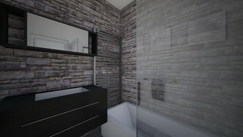 lakasfurdo - Bathroom - by Bobikee