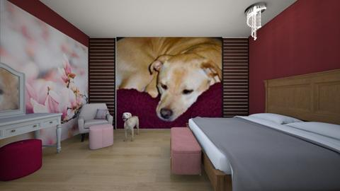 Puppy contest_Lillian - by Feeny