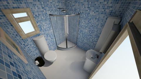 Bathroom_1 - Minimal - Bathroom  - by Muhammad Erfan