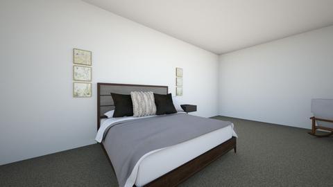faith h bedroom - Bedroom  - by senewby