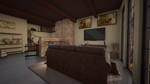 Jan Steen Living - Living room  - by Linzee_el529