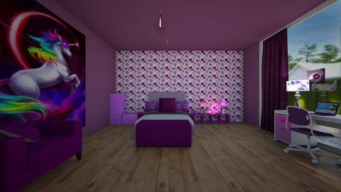 ailee room - Bedroom  - by blackpink_fan8150