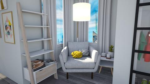 Calm Studio View 6 - Modern - Bedroom - by musicdesign22