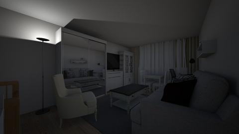 Paulina - Living room  - by poalina