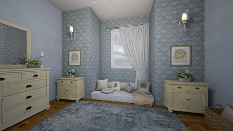 Grandmas House - Classic - Bedroom - by lexilav