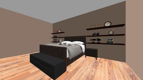 bedroom - Bedroom  - by AnnaCunningham