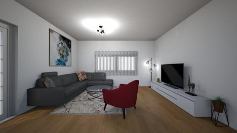 DNEVNI BORAVAK - Classic - Living room  - by M2rija