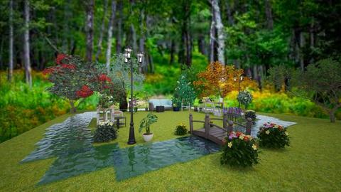 Awesome garden - Garden  - by 29catsRcool