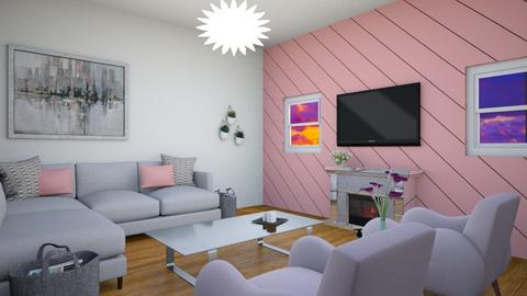 Formal Living room - Living room  - by xxxItsDesignerGirl
