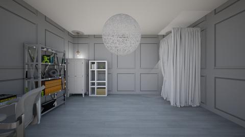 mira room - Modern - Bedroom  - by yeetmyfeet