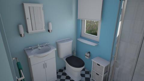 Bathroom  - Vintage - Bathroom  - by CCPompey