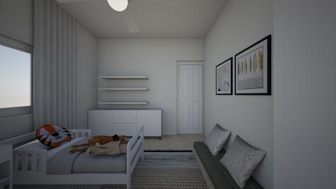 Adi kidsroom 38 - Kids room  - by erlichroni