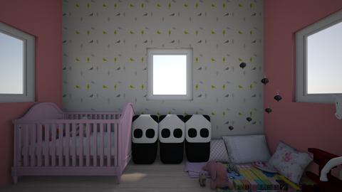rkamle - Kids room  - by rlkmle