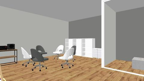 Proyecto Aula - Office  - by andrearp
