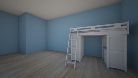 samplw - Bedroom  - by restepe