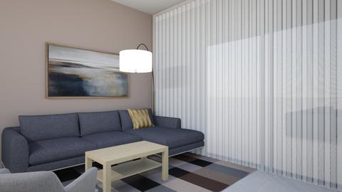iris1 - Living room  - by GaliaM