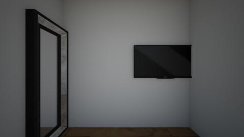 my future bedroom  - Bedroom  - by MamXD