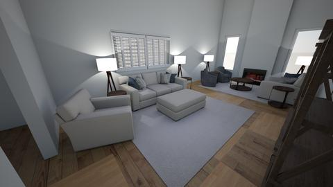 LS for Darrin - Living room  - by TheDutchDesigner