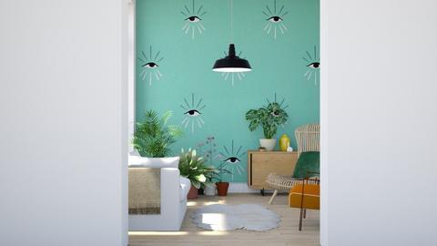 LlVING ROOM - Living room  - by Maria Esteves de Oliveira