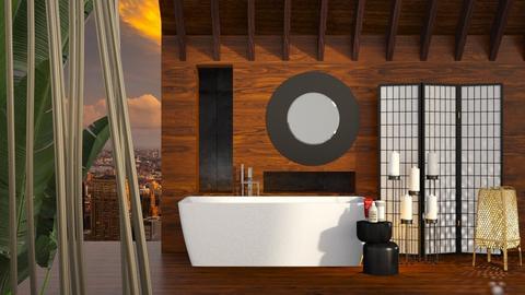 luxury bathtub - Modern - Bathroom  - by RimaNina